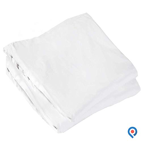 Cover Mattress Guard Rest (Pivit Contoured Mattress Pad Protector Cover For Twin Size Bed | 80