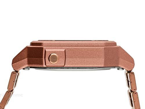 Casio – Montre Casio Collection doré Rose (b650wc-5aef)