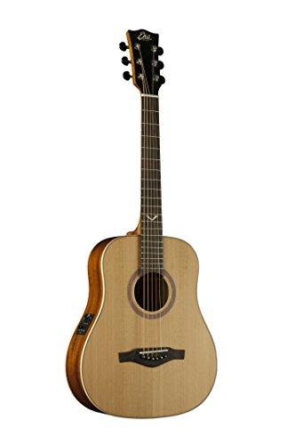 EKO Guitars 06217062 EVO Series Dreadnought Mini Acoustic-Electric Guitar