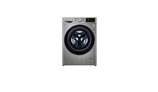 LG Lavadora F4WV709P2T 9K INOX 1400R A+++ -40% 59MIN: 618.99 ...