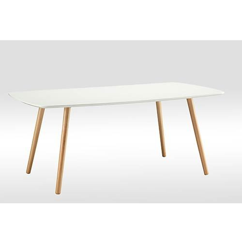 - Convenience Concepts Oslo Coffee Table, White