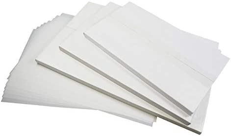 """Synthetic Laser Paper - Box of 100 and 50 Sheets - Super Strong, Ideal for Full Colour Prints (12"""" x 18"""" - 8mil (50 Sheets))"""