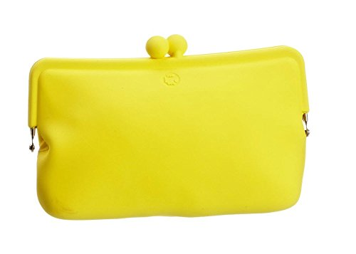 Authentic Silicone wallet Rubber Yellow product image