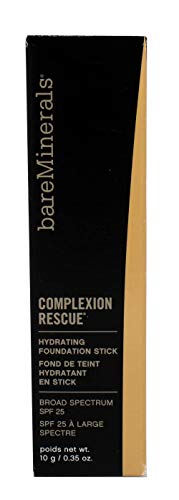bareMinerals COMPLEXION RESCUE HYDRATING FOUNDATION STICK BUTTERCREAM 03 0.35 oz