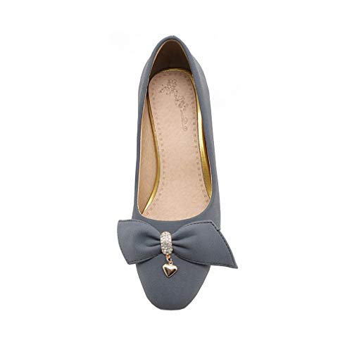 Vaneel Chaussures ToeCM Square Escarpins sur Gris vadxst Glisser 5 Femme wrxCR8qr