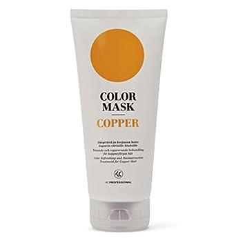 Amazon.com: KC profesional color máscara – de cobre (200ml ...