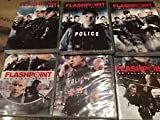 Flashpoint Complete Series Seasons 1-6 DVD