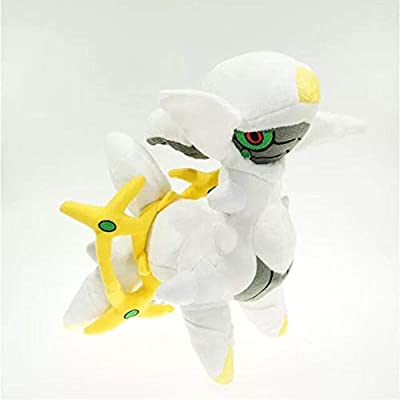 MANGMOC Anime Games Series New 35Cm Arceus Plush Toy Stuffed Toys A Birthday Present for Children. Must Haves for Kids Friendship Gifts Boys Favourite Characters Superhero Stickers UNbox Me: Toys & Games [5Bkhe1401627]