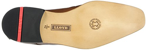 Lloyd Herren Dublin Derbys Braun (cognac)