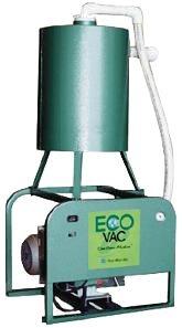 Tech West EcoVac Dry Vacuum Dual (4-6 User System) VPD4D2