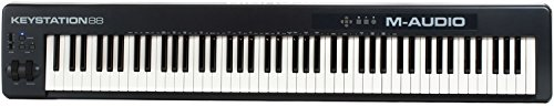 M-Audio Keystation 88 II USB MIDI Keyboard Controller