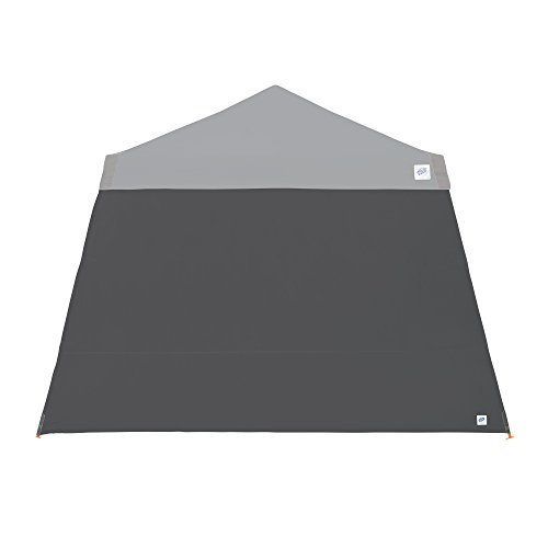 E-Z UP Recreational Sidewall - Steel Grey - Fits Angle Leg 10' E-Z UP Instant Shelters ()