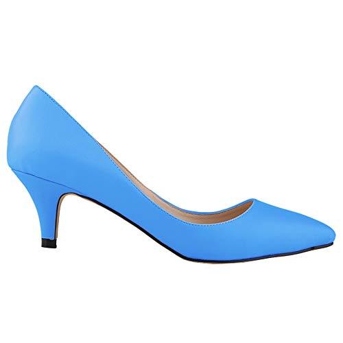Bleu 5 Ni678 Femme Salon Renly 36 Danse 1MA Bleu de g1wzxOqCd
