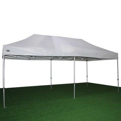 Gala Tent Carpa Plegable 3x6 de Aluminio Reforzado Color Gris ...