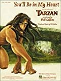 tarzan sheet music - You'll Be in My Heart (Pop Version) Piano/Vocal/Guitar