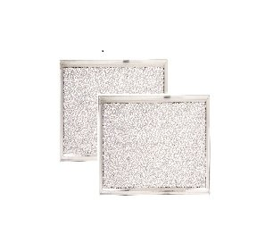 Replacement Whirlpool 8206229A Grease Filter Microwave 2 Pack by AF