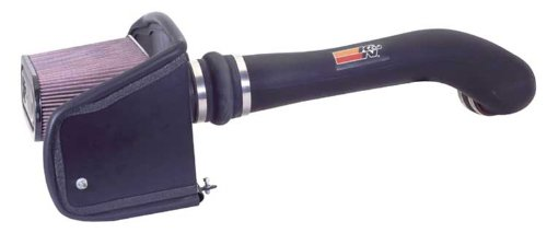 K&N 63-3037 AirCharger Performance Air Intake (K&n 63 Series Aircharger Intake)