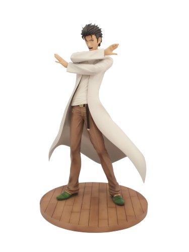 - Plum Steins; Gate: Rintaro Okabe 1: 8 Scale PVC Figure