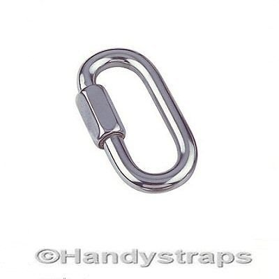 5mm Quick Repair Link Marine Stainless Steel HandyStraps