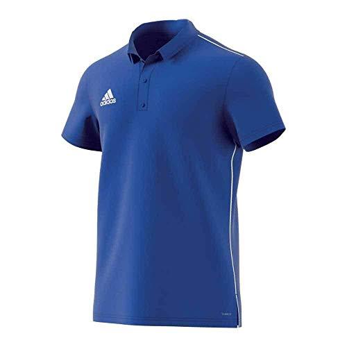 Bold Adidas Blue Core18 polo blanco xxYaEr