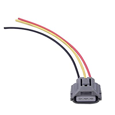 beler 3 Way 3 Pin Turn Light Signal Harness Cable Connector Fit For Toyota Scion Lexus Acura Honda Nissan Infiniti: Automotive