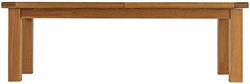 Hagley Esstisch 2,4m Ausziehbarer Tisch Metall Runner