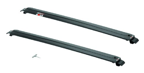 Bmw 5 Series Cross (ROLA 59828 Removable Rail Bar RB Series Roof Rack for BMW X5,Black)