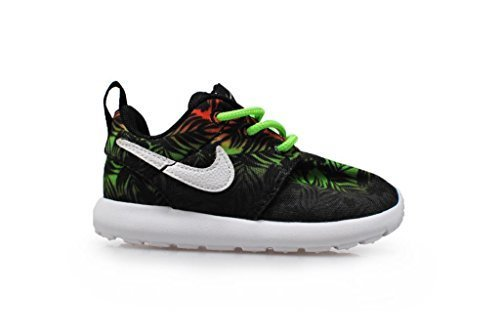 6f9593f7928f Galleon - Nike Roshe Run Print Toddler s Running Shoes Sneakers (5 M US  Toddler