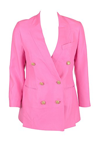 3.1 Phillip Lim Womens Peony Trompe L'Oeil Double Breasted Blazer 2