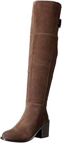 ALDO Women's Evia Riding Boot, Light Brown, 6 B US by ALDO