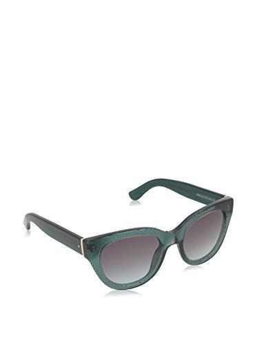 Hugo Boss Lunettes de soleil 0715 Pour Femme Tortoise / Brown gradient HLT/PL: Green net