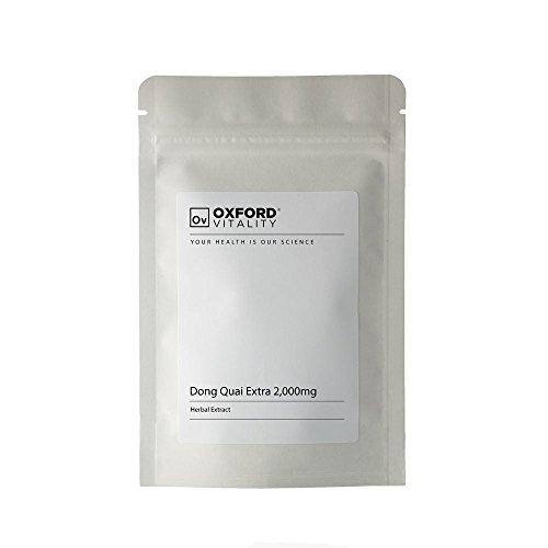 Oxford Vitality - Dong Quai Extra 2000mg Tabletten
