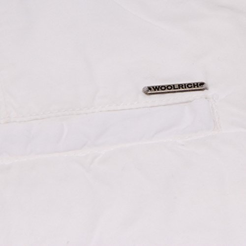 Bimbo Bermuda Bianco White Cotton Woolrich Boy Short 3071w 5EqxRS