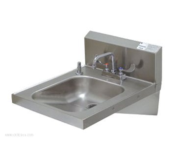 Physically Challenged Hand Sink - 5