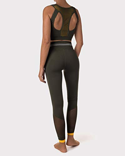 Sport Idawen Fitness Leggings Fashion Costuras Mallas Deportivos Mujer Sin pwIdIqr