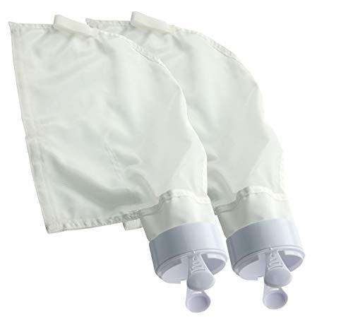 pool spa part 2 Pack Nylon Mesh 280 All Purpose Bag Replacement Fits for Polaris 280, 480 Pool Cleaner All Purpose Bag K13 ()