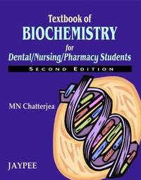 Download Textbook of Biochemistry for Dental, Nursing, Pharmacy Students PDF