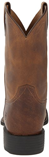 Western Heritage Cowboy Brown Roper Boot Ariat Powder Men's 4ag7qnS