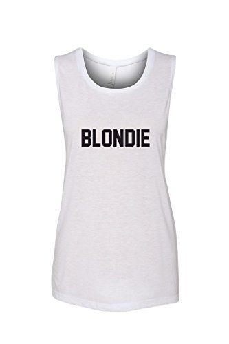 Blondie Womens Flowy Tank