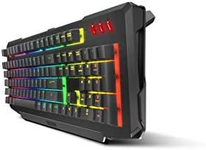 Ozone Double Tap - OZDOUBLETAPSP - Combo Gaming Teclado, Layout ES + Ratón, Color Negro: Amazon.es: Informática