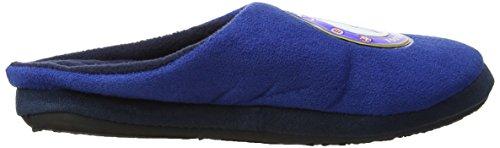 Bafiz Chelsea Game, Pantuflas para Niños Azul (Blue/Navy 34U)