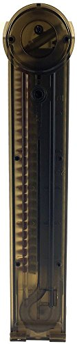 SportPro CYMA 70 Round Polymer Low Capacity Magazine for AEG P90 Airsoft - Transparent (Best P90 Airsoft Gun)