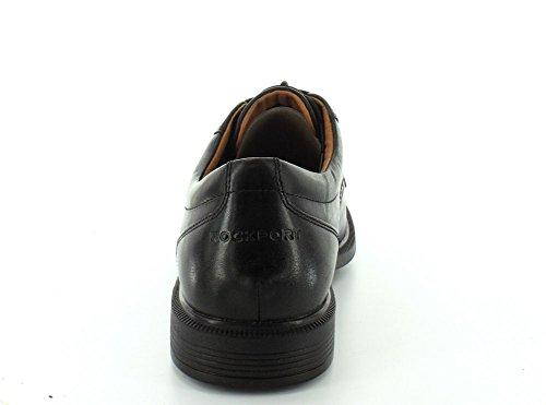 Rockport - Herren Dpluxe Plain Toe Ox Schuhe Black