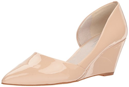 Kenneth Cole New York Women's Ellis Pump, Nude, 9 M US