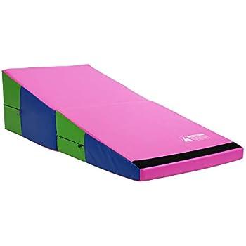 Amazon Com Goplus Gymnastics Mat Incline Wedge Ramp For