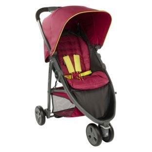 Graco Evo Mini carrito de bebé - muy Berry.: Amazon.es: Bebé