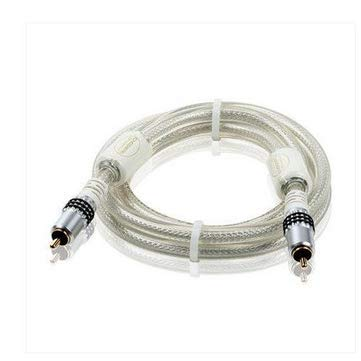Audio Accessories Audio Cable & Adapter - Choseal Q612 Digital Coaxial Audio Cable RCA Male To