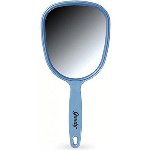 GOODY - 11.25 Inch Full Size Hand Mirror - 1 Mirror