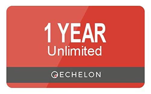 Echelon 1 Year Unlimited Membership, Most Popular, On Demand and Live Studio Immersive Classes, Race Against Others and Enjoy Yoga, Pilates, Kickboxing, Zumba, Barre, Bootcamp, HIIT Training (Best Boxing Training App)