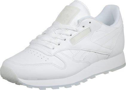 Reebok Cl Solids - Zapatillas Hombre blanco
